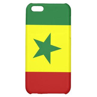 Senegal National Flag iPhone 5C Cover