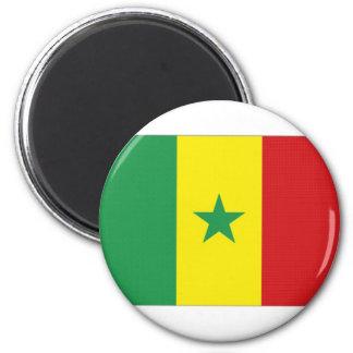 Senegal National Flag Magnet