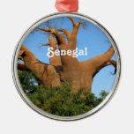 Senegal Ornaments Para Arbol De Navidad