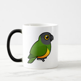 Senegal Parrot Magic Mug
