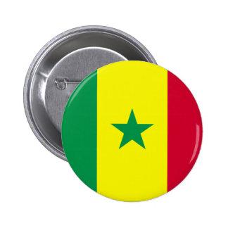Senegal Pinback Button