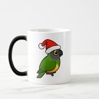 Senegal Santa Coffee Mugs