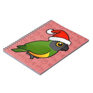 Senegal Santa Note Book