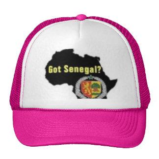 SENEGAL / SENEGALESE FLAG  T-SHIRT AND ETC TRUCKER HAT