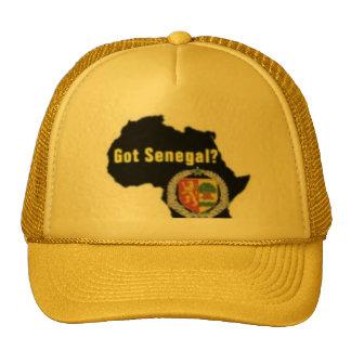 SENEGAL / SENEGALESE FLAG  T-SHIRT AND ETC TRUCKER HATS