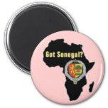 SENEGAL / SENEGALESE FLAG  T-SHIRT AND ETC FRIDGE MAGNETS