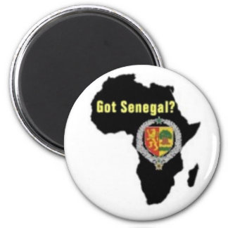 SENEGAL / SENEGALESE FLAG  T-SHIRT AND ETC REFRIGERATOR MAGNETS