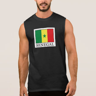 Senegal Sleeveless Shirt