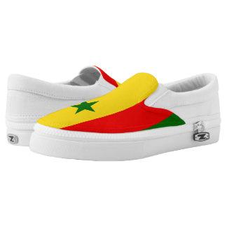 Senegal Slip-On Sneakers