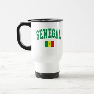 Senegal Style Coffee Mugs