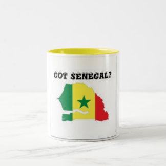 SENEGAL TEACUP COFFEE MUG