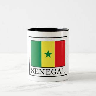 Senegal Two-Tone Coffee Mug