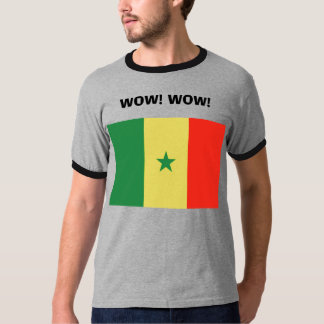 senegal, WOW! WOW! T-Shirt