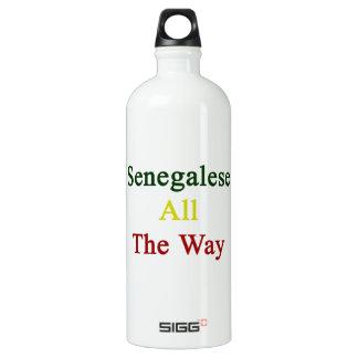Senegalés hasta el final