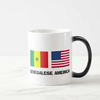 Senegalese American Coffee Mugs
