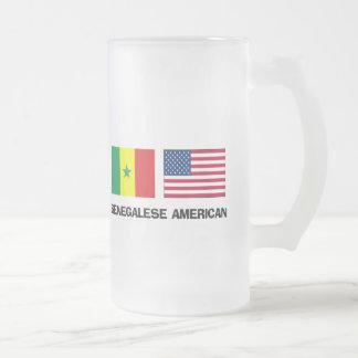 Senegalese American Coffee Mug