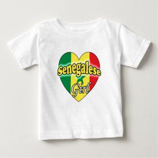 Senegalese Girl Baby T-Shirt