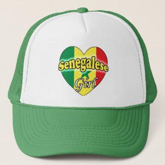 Senegalese Girl Trucker Hat