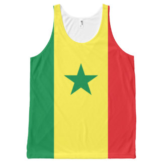 Senegalese National flag Shirt