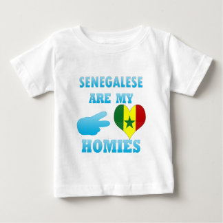 Senegaleses are my Homies T-shirt