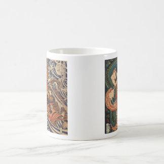 sengoku struggle coffee mug