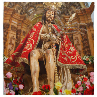 Senhor Bom Jesús DA Pedra Servilletas Imprimidas