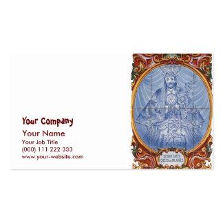 Senhor Santo Cristo Business Card Templates