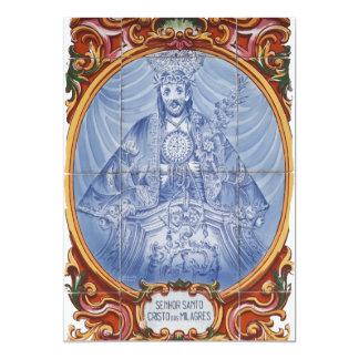 Senhor Santo Cristo Card