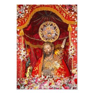 """""""Senhor Santo Cristo dos Milagres"""" Card"""