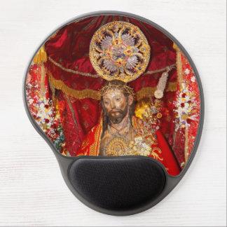 """""""Senhor Santo Cristo dos Milagres"""" Gel Mouse Pad"""