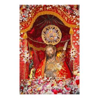 """""""Senhor Santo Cristo dos Milagres"""" Photo Print"""