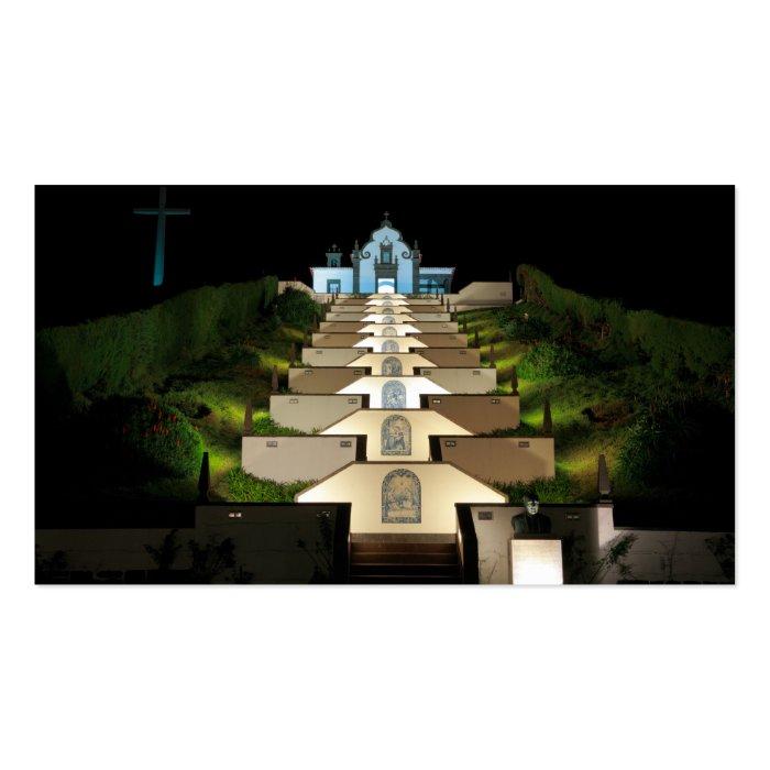 Senhora da Paz - Azores Business Card