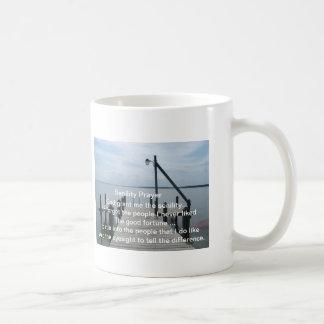 Senility Prayer Gift Mug
