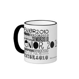 Senior 2010 - Mug mug