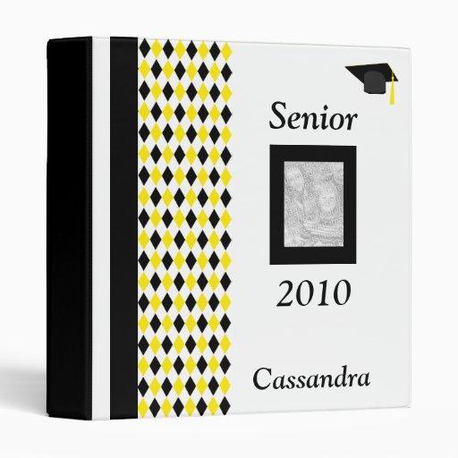 Senior 2010 Personalized Photo Album Binder