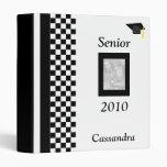 Senior 2010 Personalized Photo Album Binders