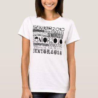 Senior 2010 - Shirt