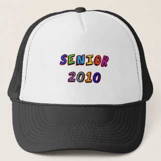 SENIOR 2010 TRUCKER HAT