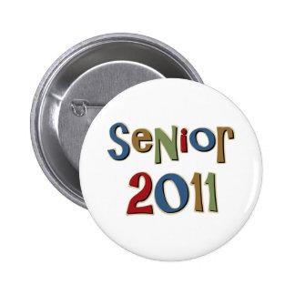 Senior 2011 button