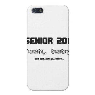 Senior 2011 iPhone 5 case