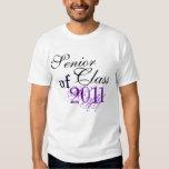 Senior, 2011, of  , Class T-Shirt