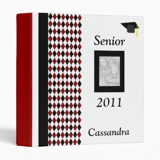 Senior 2011 Personalized Photo Album 3 Ring Binder