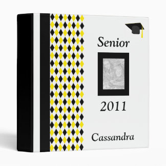 Senior 2011 Personalized Photo Album Binder