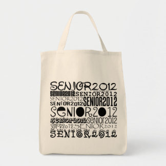 Senior 2012 Bag (Black)