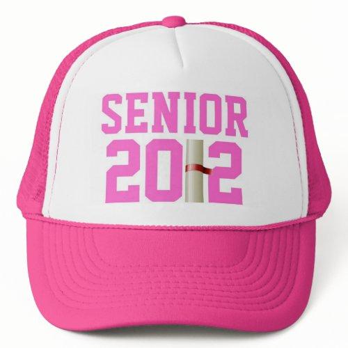 SENIOR 2012 Hat hat