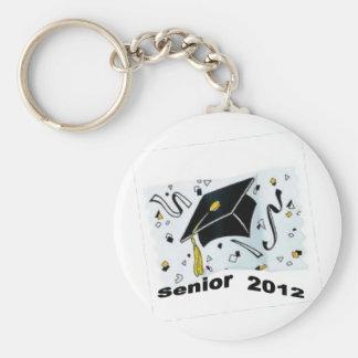 Senior 2012 keychain
