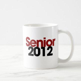 Senior 2012 coffee mug