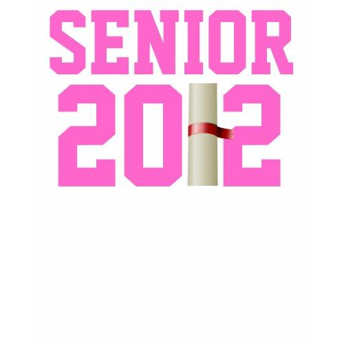 SENIOR 2012 Shirt shirt