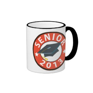 Senior 2013 mugs