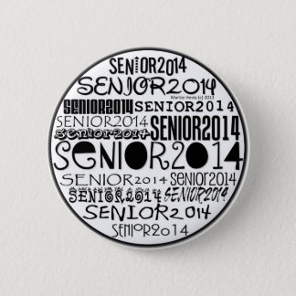 Senior 2014 Button Pin